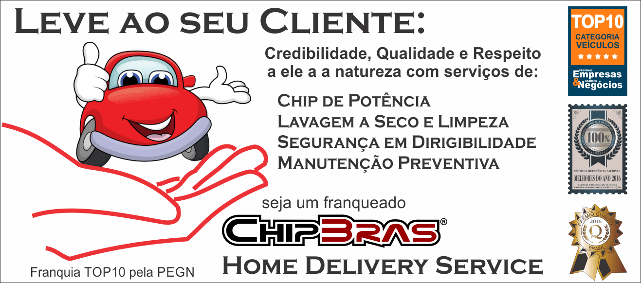 Chip de potencia - Chipbras